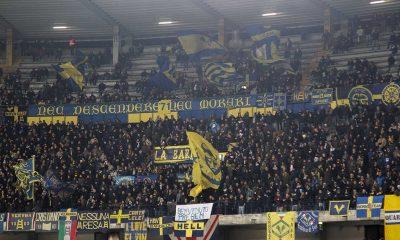 Verona tifosi
