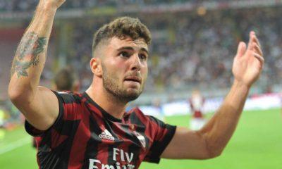Cutrone Milan