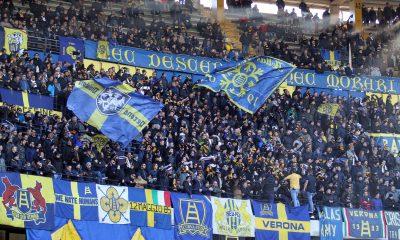 Hellas Verona curva sud