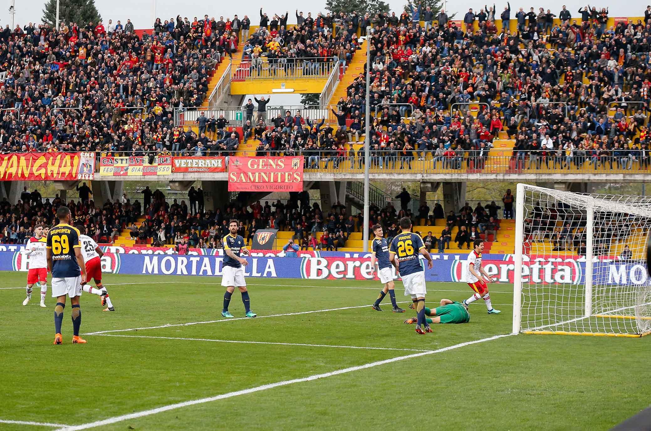 Benevento Verona