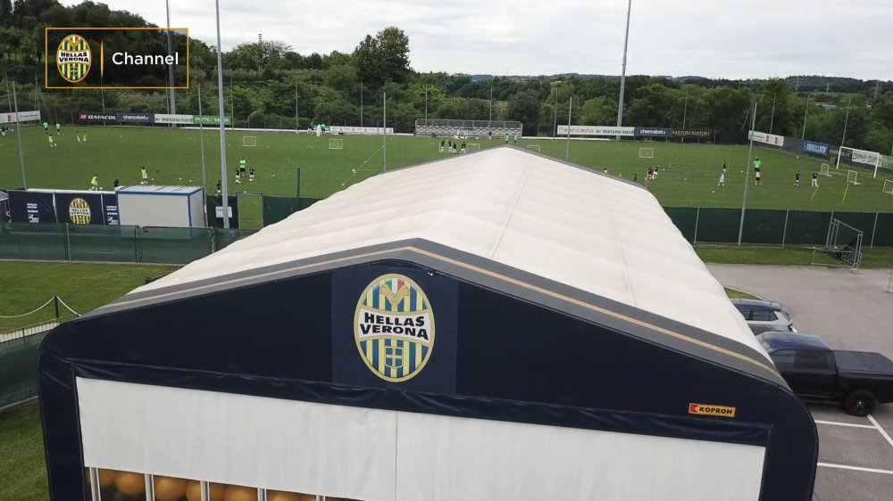 Hellas Verona Summer Camp