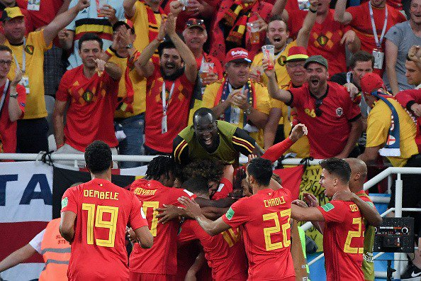 Belgio Mondiali Russia