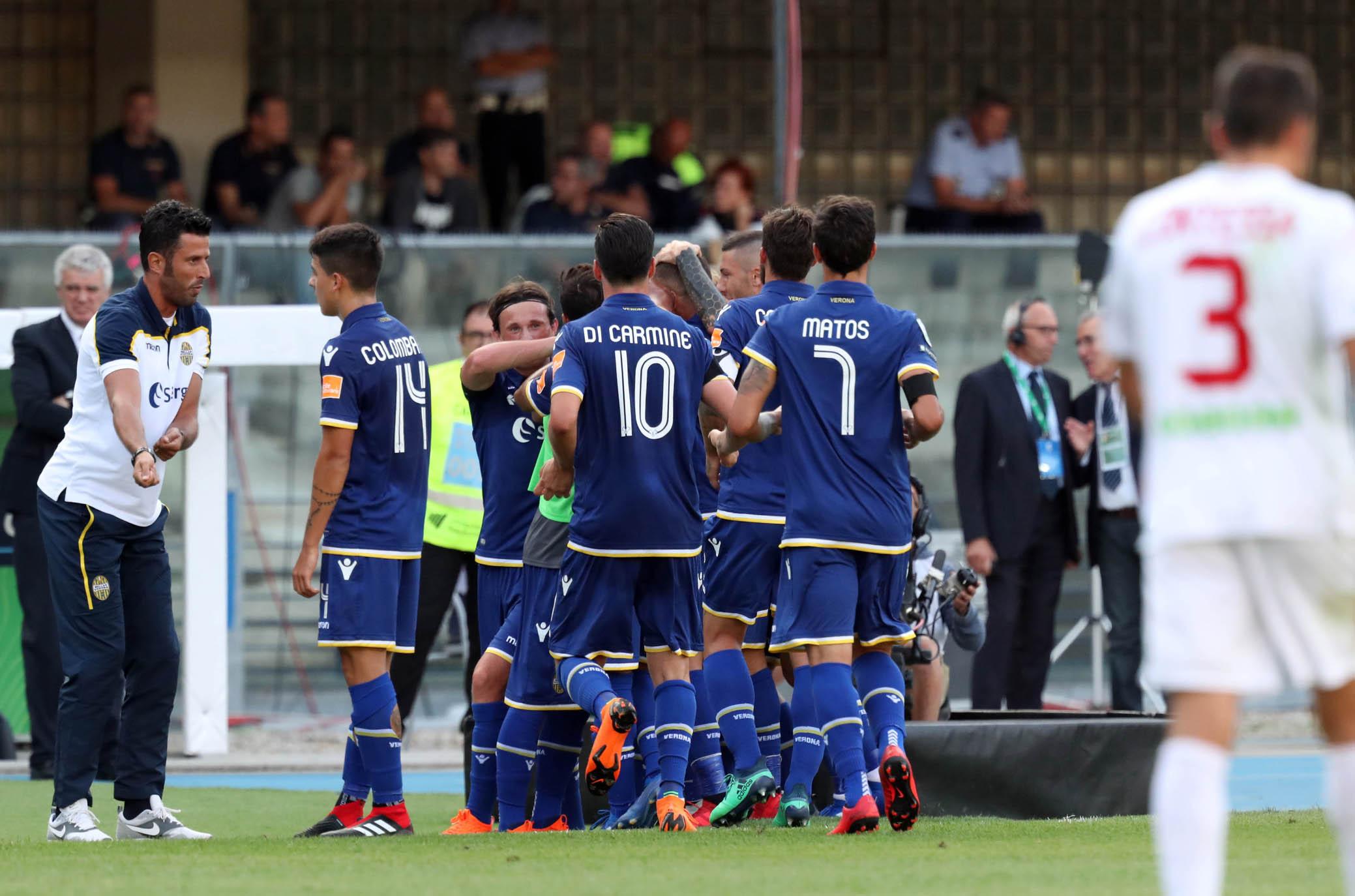 Hellas Verona-Padova, le pagelle dei gialloblù - Calcio Hellas