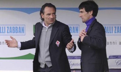 Cesare Prandelli, Gabriele Pin