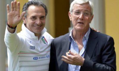 Cesare Prandelli, Marcello Lippi