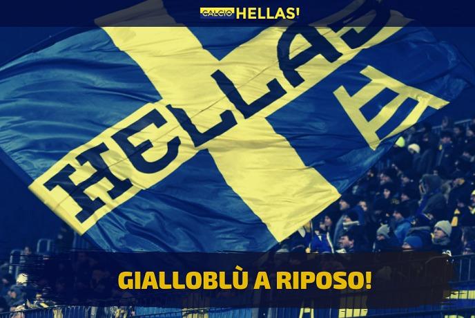 Programma odierno: tutto fermo in casa Hellas - Calcio Hellas