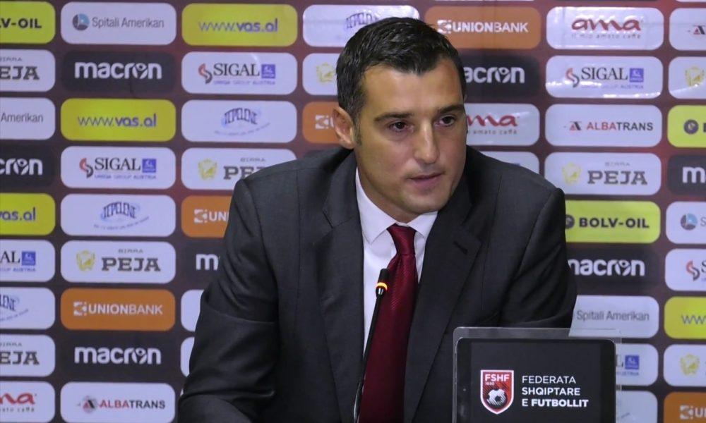 Esclusiva Teleradiostereo - Bogdani (ex CT U19 Albania):