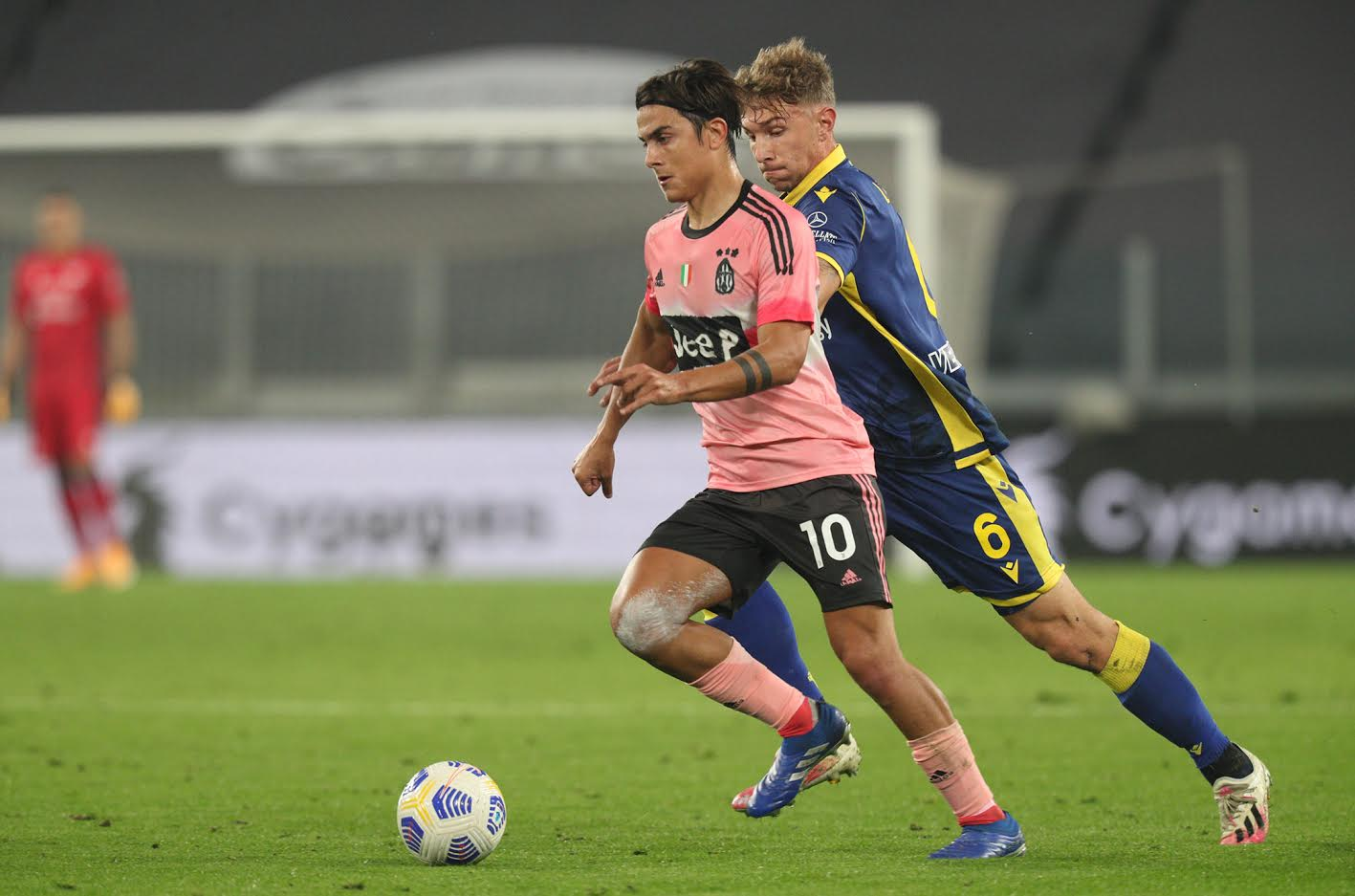 Juventus-Verona 1-1, le pagelle gialloblù di CH - Calcio Hellas